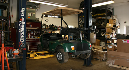 Golf Cart Service and Repair